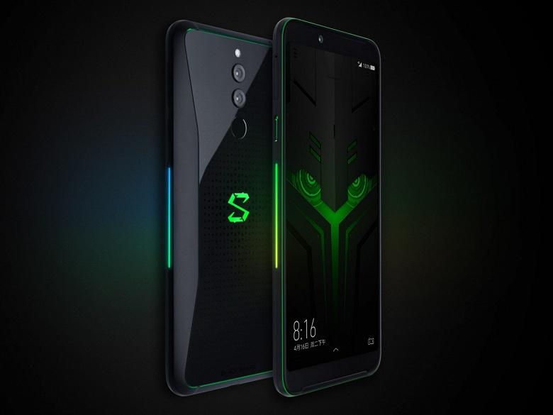 Xiaomi получила разрешение на выпуск Black Shark 3 5G