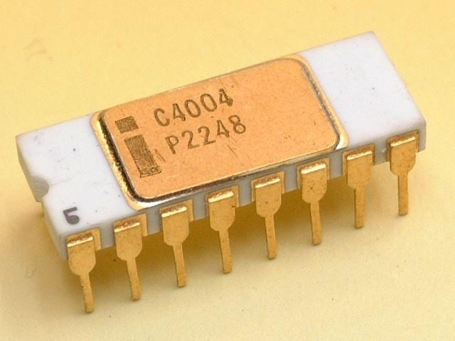 История микропроцессора и персонального компьютера: 1947-1974 годы - 10
