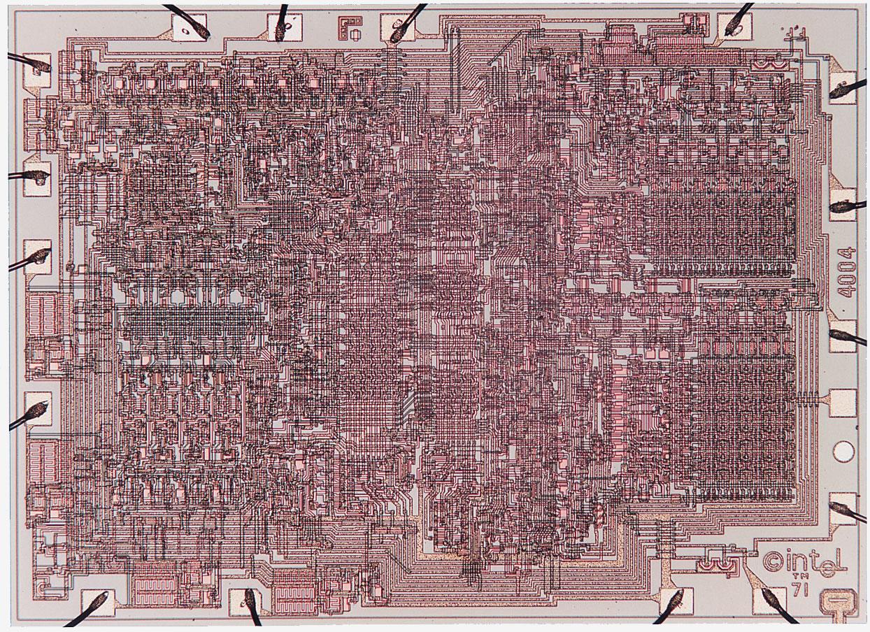 История микропроцессора и персонального компьютера: 1947-1974 годы - 11