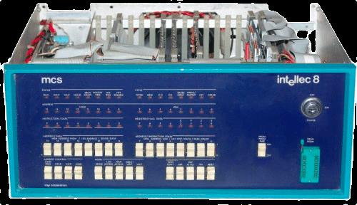 История микропроцессора и персонального компьютера: 1947-1974 годы - 12
