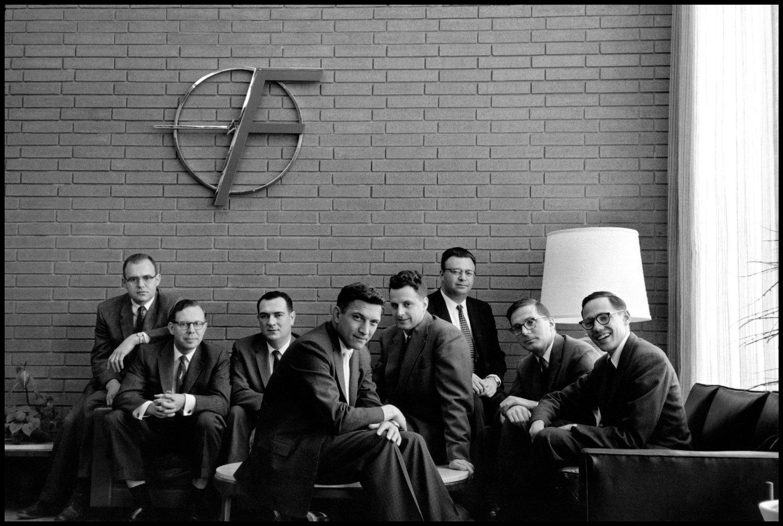 История микропроцессора и персонального компьютера: 1947-1974 годы - 4