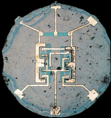 История микропроцессора и персонального компьютера: 1947-1974 годы - 5