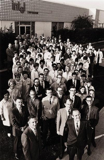 История микропроцессора и персонального компьютера: 1947-1974 годы - 6