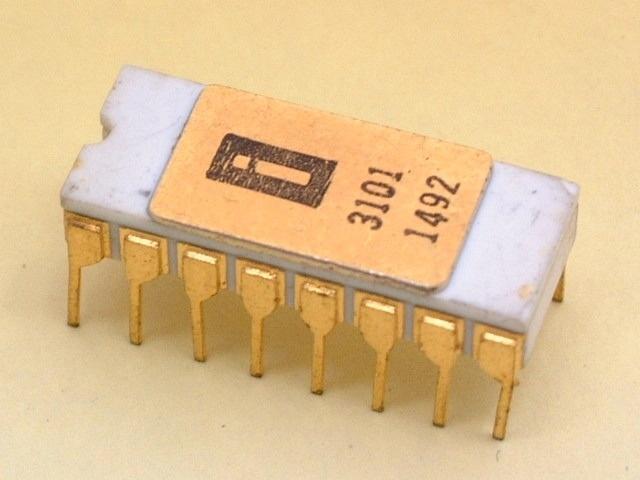 История микропроцессора и персонального компьютера: 1947-1974 годы - 7