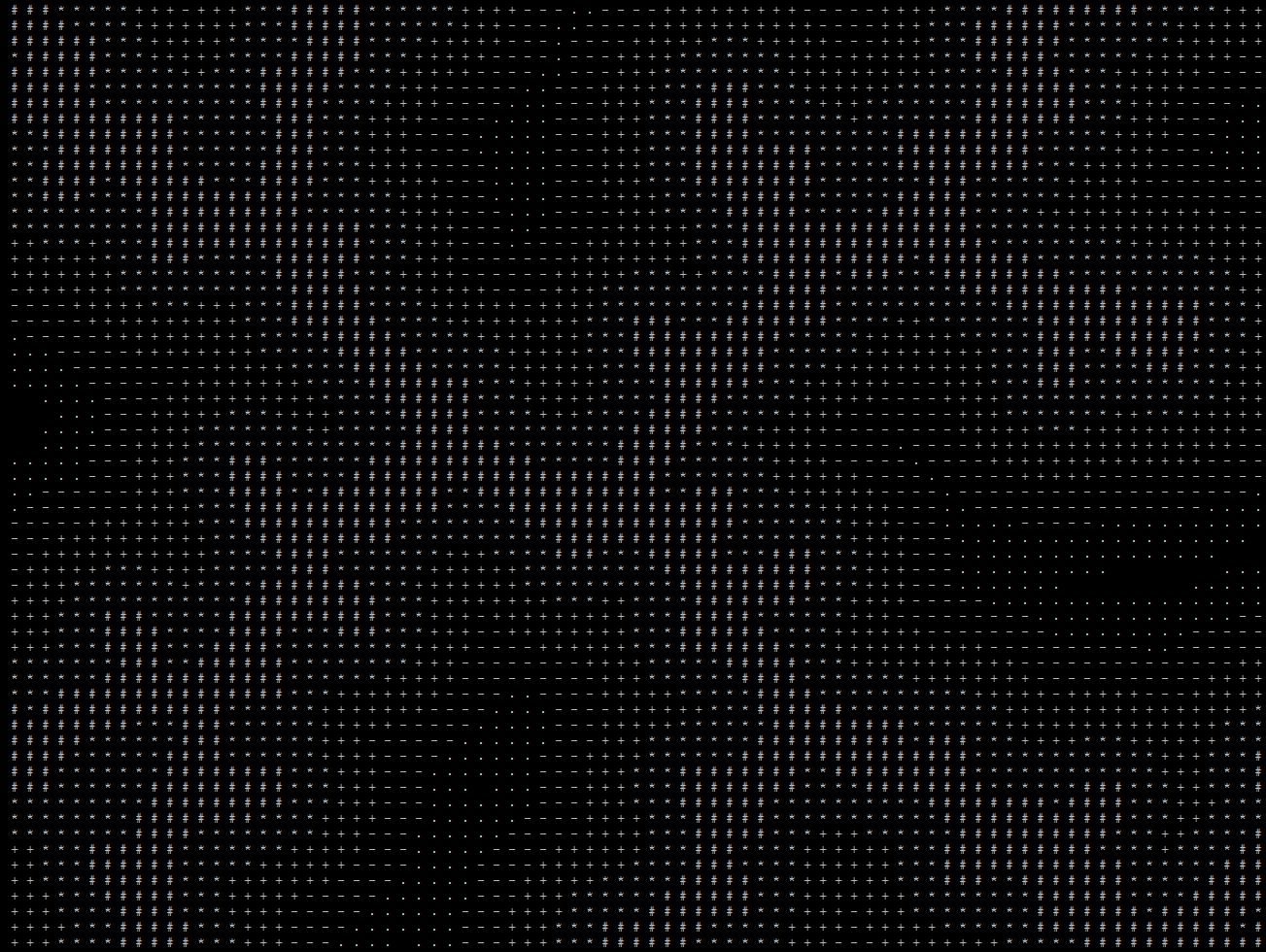 Рисуем морозные узоры на SQL - 1