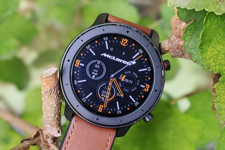 Сразу после анонса Xiaomi Watch Color умные часы Amazfit GTR упали в цене