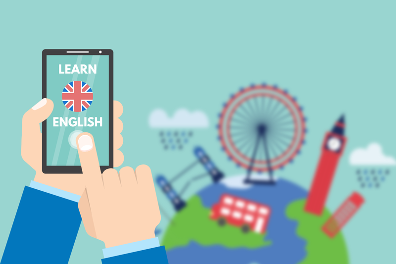Do you speak English? Лучшие приложения для изучения английского
