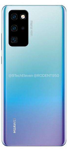 Huawei P30 Pro превратится в P40
