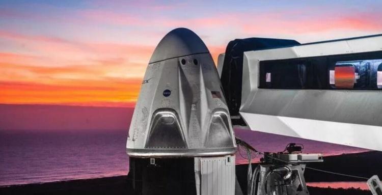 Илон Маск показал в анимационном ролике первую миссию Crewed Dragon