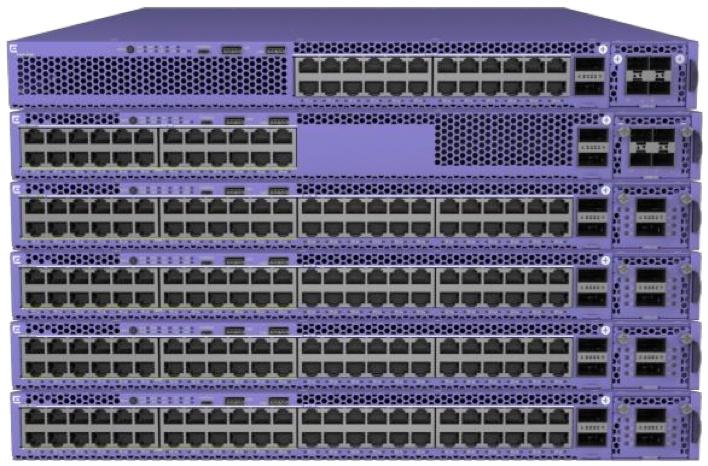 Коммутаторы ExtremeSwitching X465. Универсальный гигабит и мультигигабит - 1