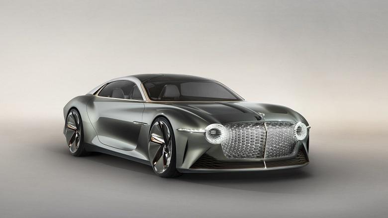 Первый электромобиль Bentley появится не раньше 2025 года