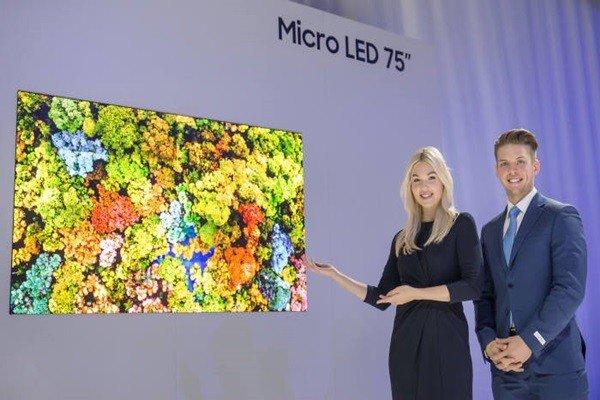 Samsung расскажет о планах в отношении микросветодиодных дисплеев на CES 2020 - 1