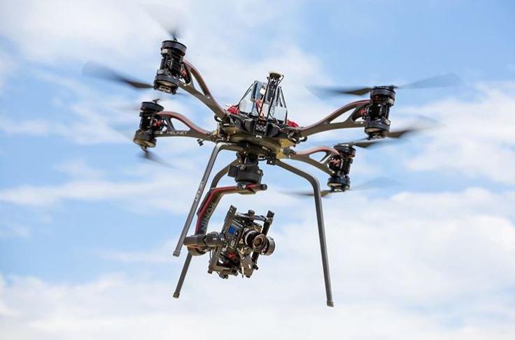 Аналитики IDC прогнозируют, что на роботов и дронов в этом году будет потрачено 128,7 млрд долларов - 1