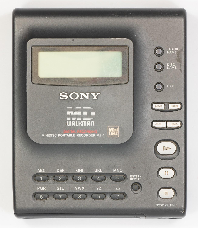 Древности: Sony MZ-1 или история о прототипе, попавшем в производство - 10