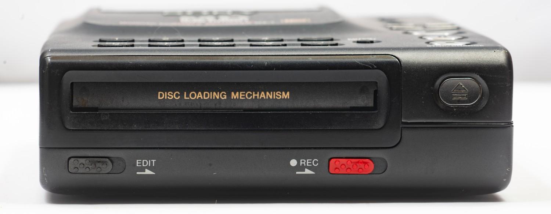 Древности: Sony MZ-1 или история о прототипе, попавшем в производство - 11