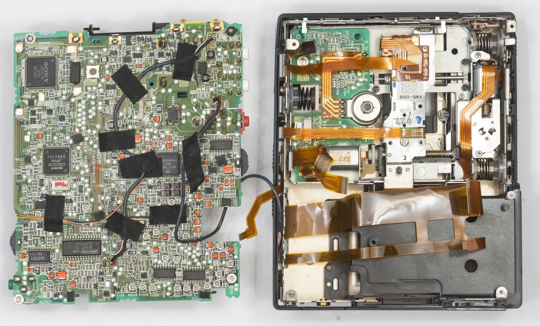 Древности: Sony MZ-1 или история о прототипе, попавшем в производство - 14