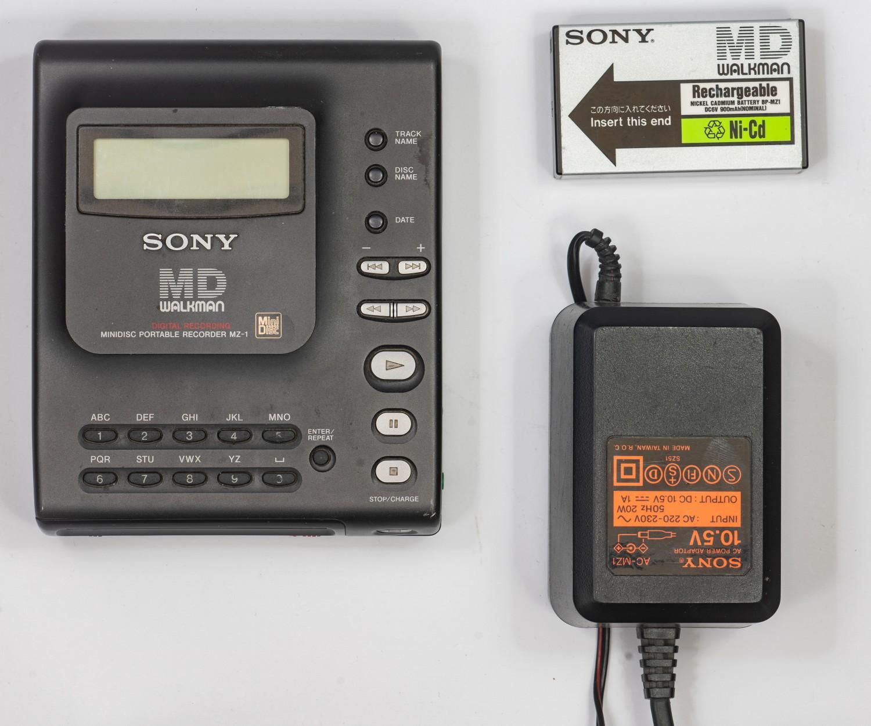 Древности: Sony MZ-1 или история о прототипе, попавшем в производство - 16