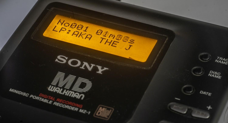 Древности: Sony MZ-1 или история о прототипе, попавшем в производство - 19