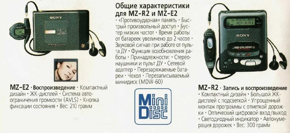 Древности: Sony MZ-1 или история о прототипе, попавшем в производство - 27