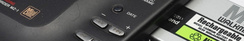 Древности: Sony MZ-1 или история о прототипе, попавшем в производство - 1