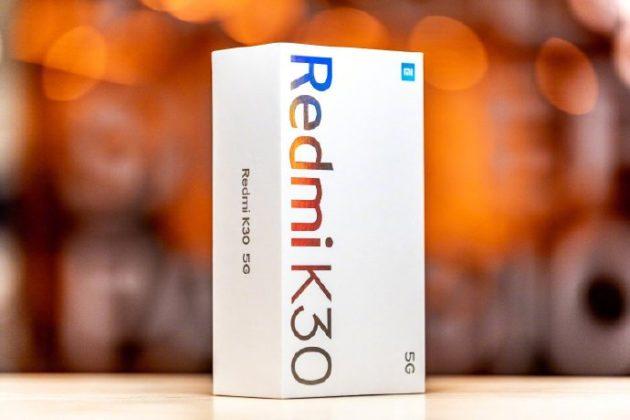 Глава Xiaomi показал упаковку Redmi K30 5G