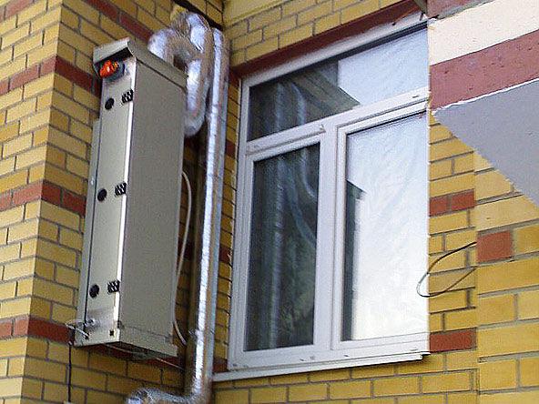 Как я чуть не выкинул 150к на ветер или история установки приточной вентиляции в квартире - 12