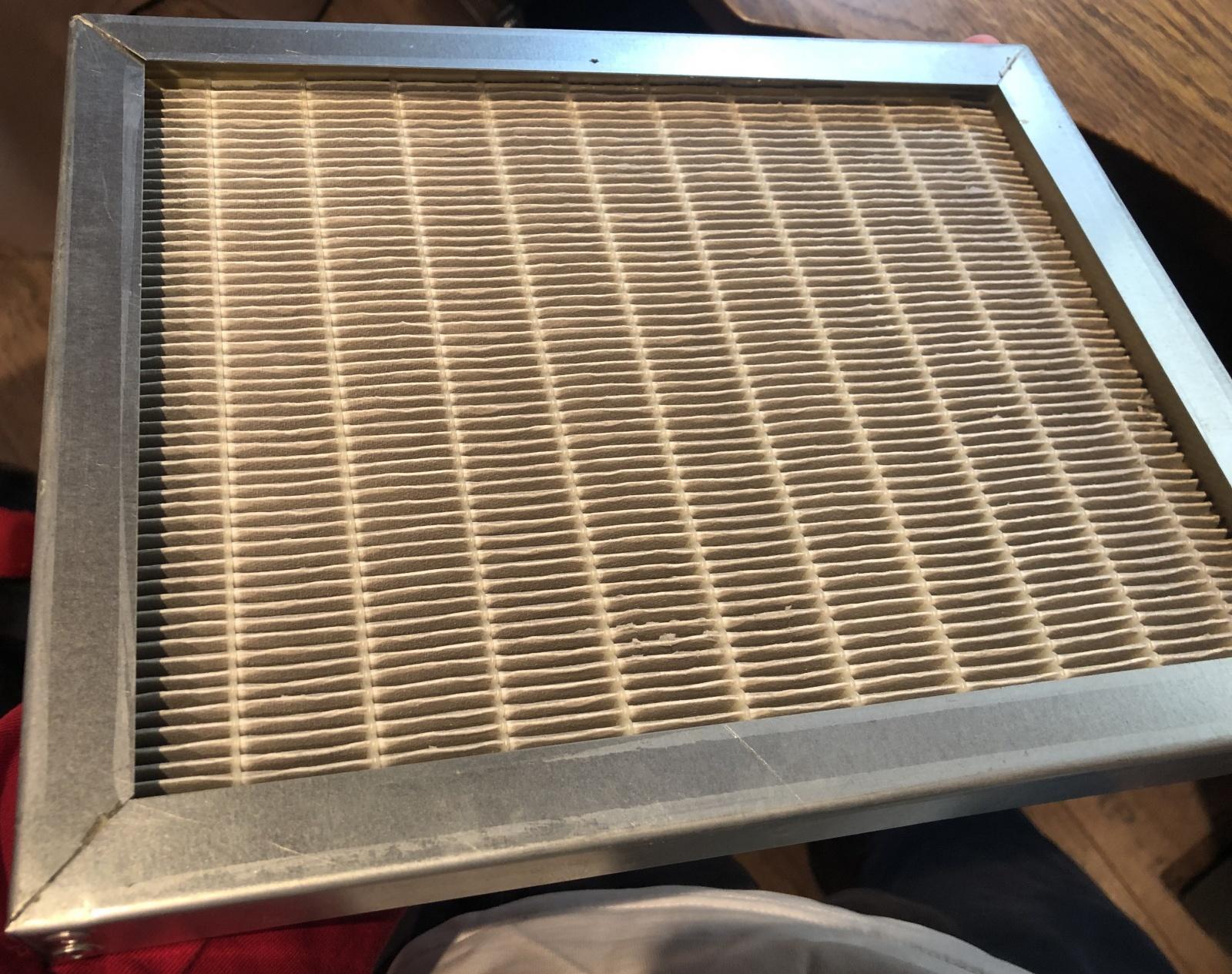 Как я чуть не выкинул 150к на ветер или история установки приточной вентиляции в квартире - 19