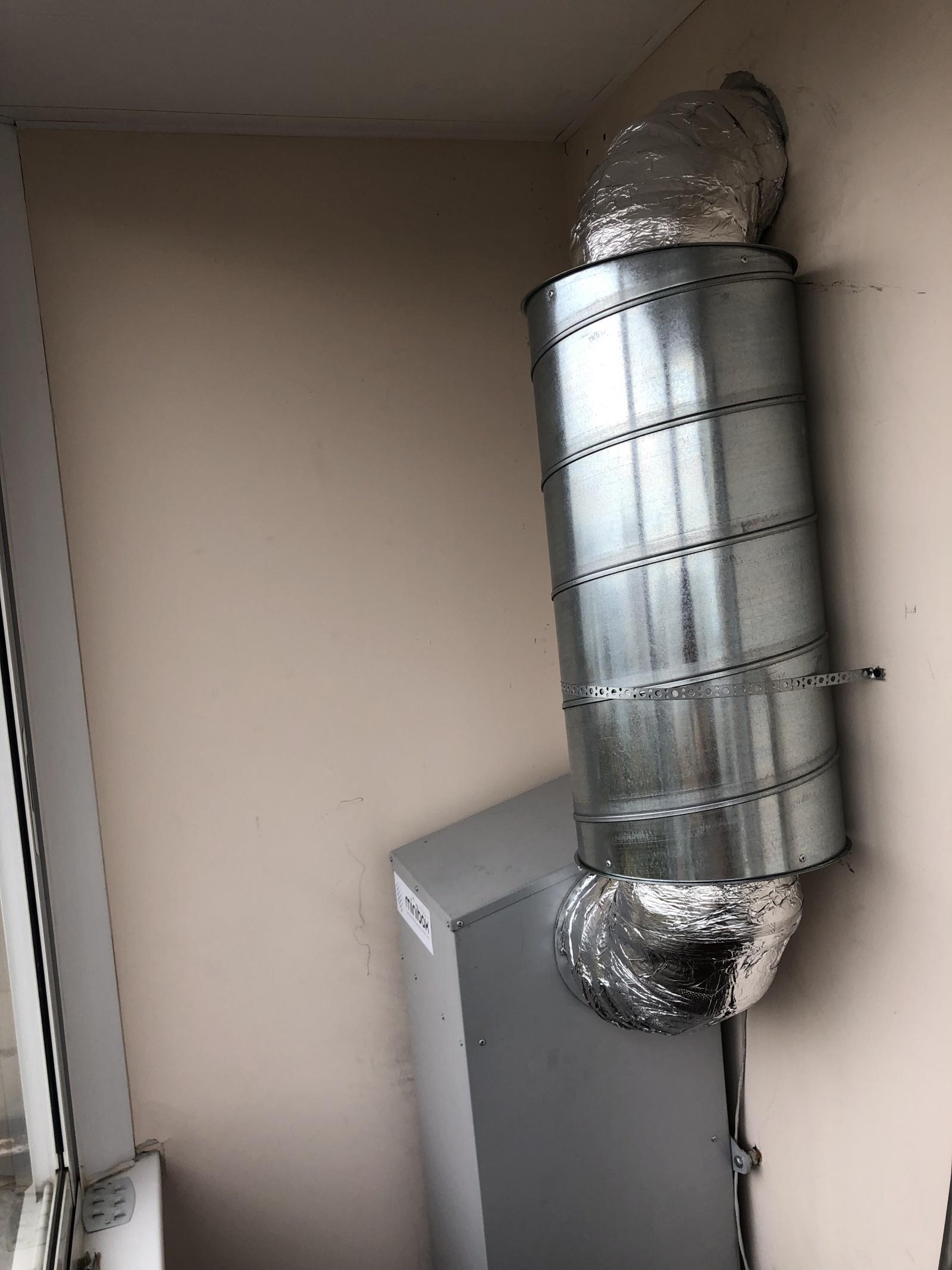 Как я чуть не выкинул 150к на ветер или история установки приточной вентиляции в квартире - 20