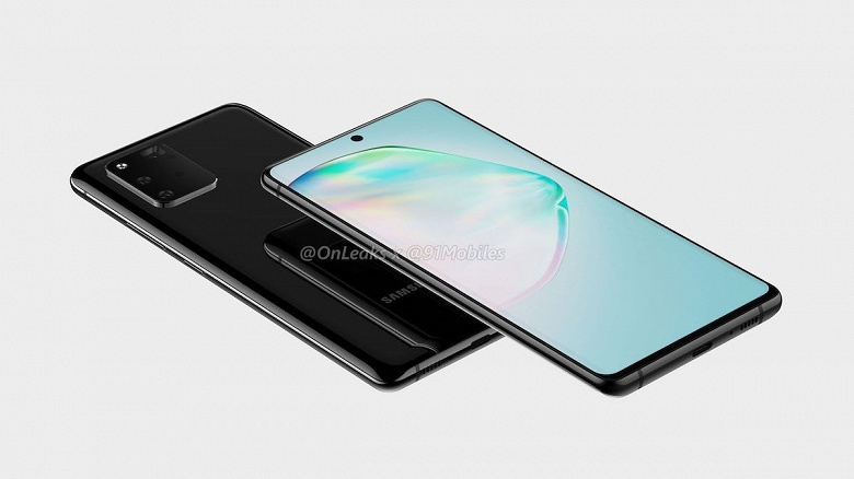 Недорогой флагман Samsung Galaxy S10 Lite получит лучшую на рынке оптическую стабилизацию