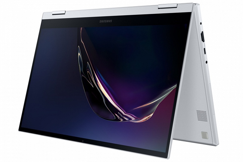 Ноутбук-трансформер Samsung Galaxy Book Flex Alpha оснащен дисплеем QLED