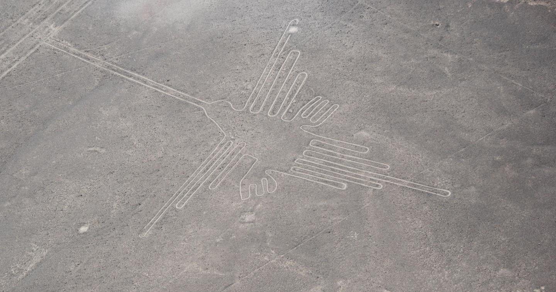 Расшифрованы загадочные рисунки в пустыне Наска