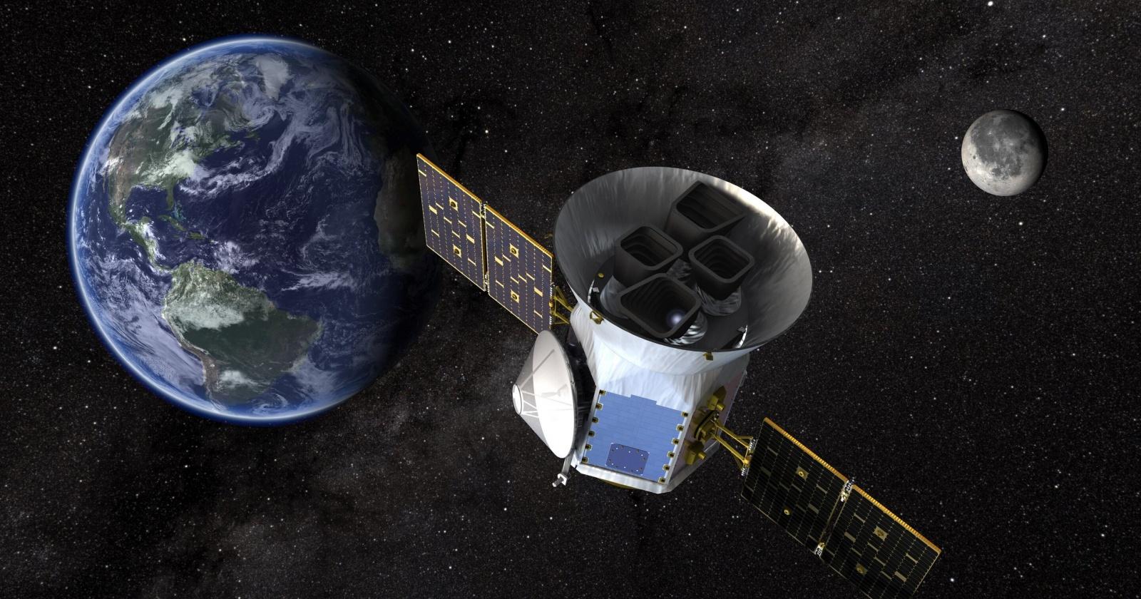 Телескоп TESS нашел «невозможную» экзопланету