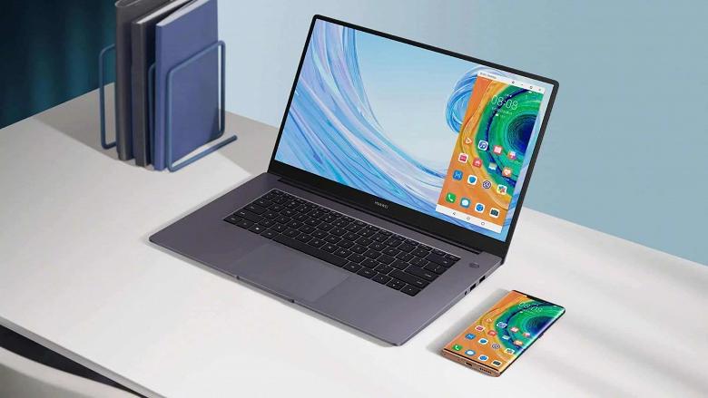 Huawei выпустила долгожданный ноутбук