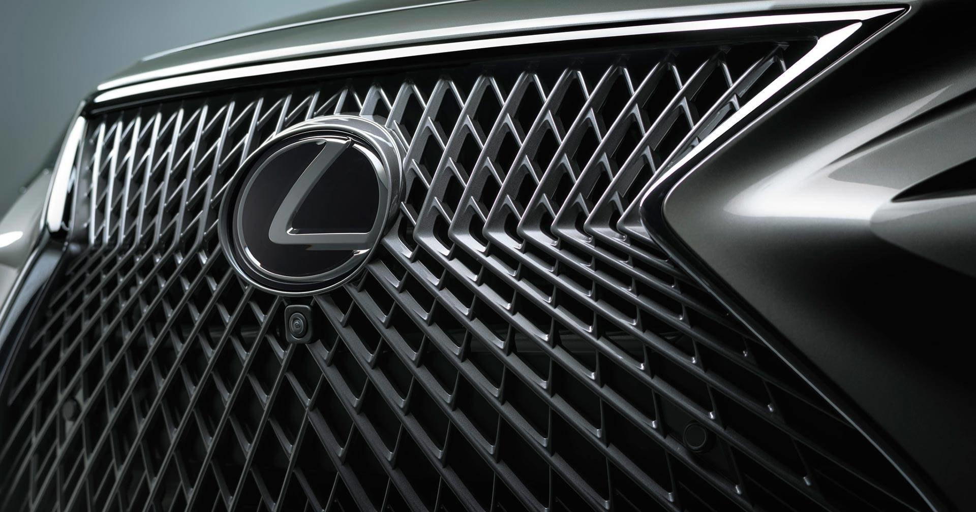 Lexus выпустит абсолютно новый кроссовер