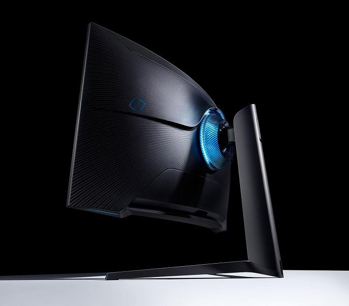 Samsung Odyssey G9 — первый в мире игровой монитор разрешением Dual Quad, поддерживающий частоту обновления 240 Гц