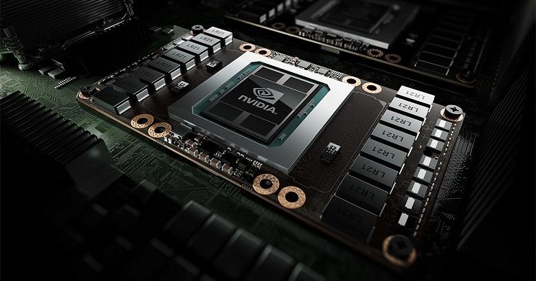Графические процессоры Nvidia Ampere будут на 50% быстрее, чем Turing, при вдвое меньшем энергопотреблении