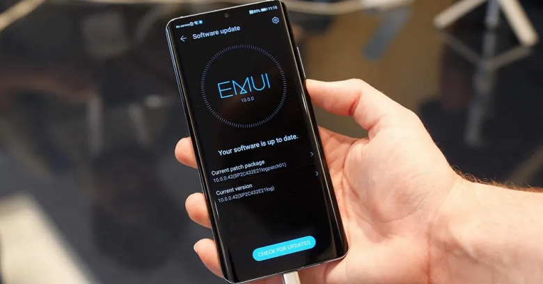 Какие смартфоны Huawei обновятся до Android 10 в 2020 году
