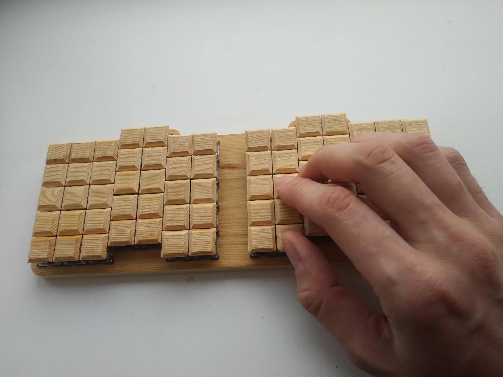 На пути к идеальной клавиатуре - 16