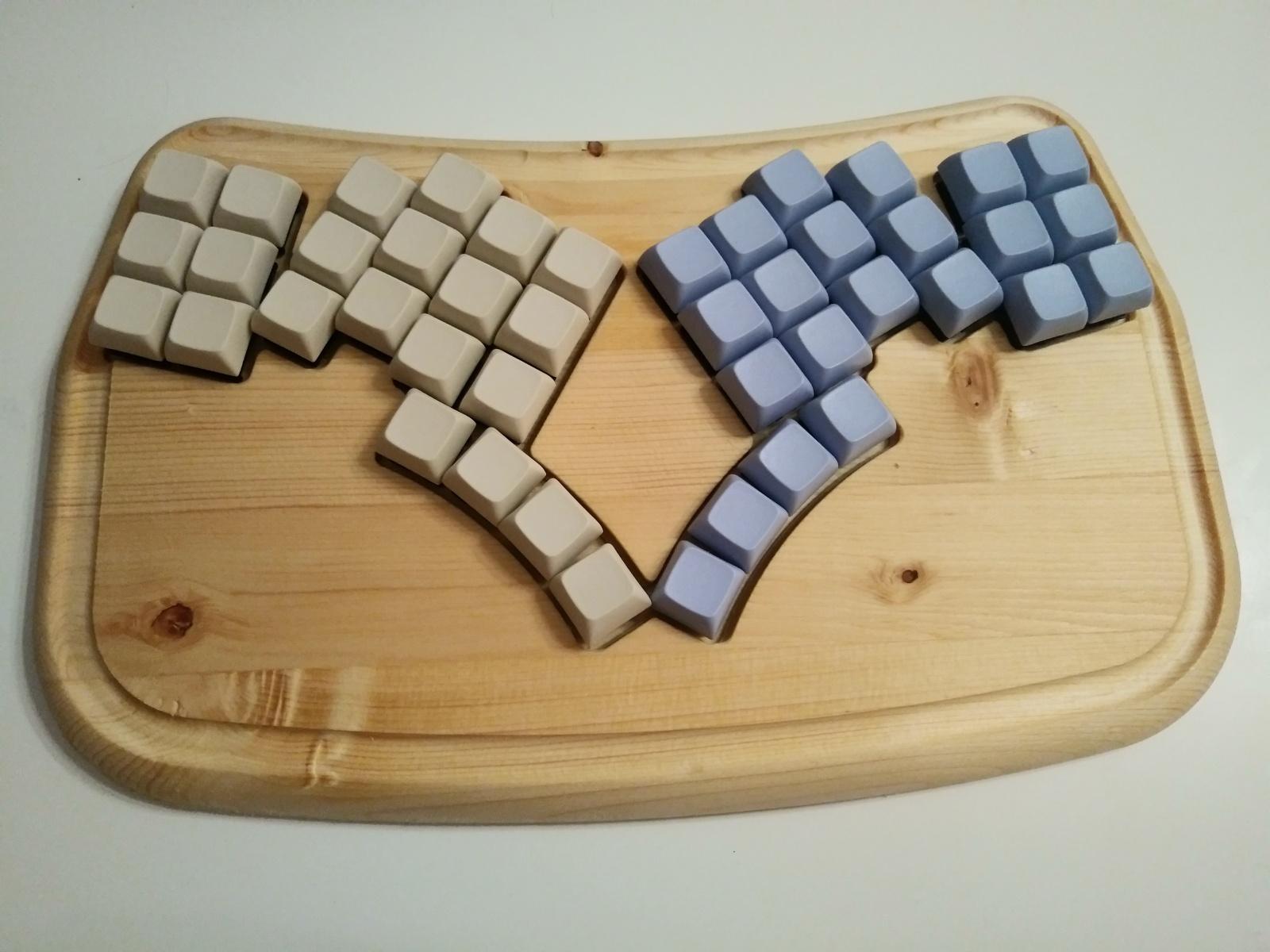 На пути к идеальной клавиатуре - 5