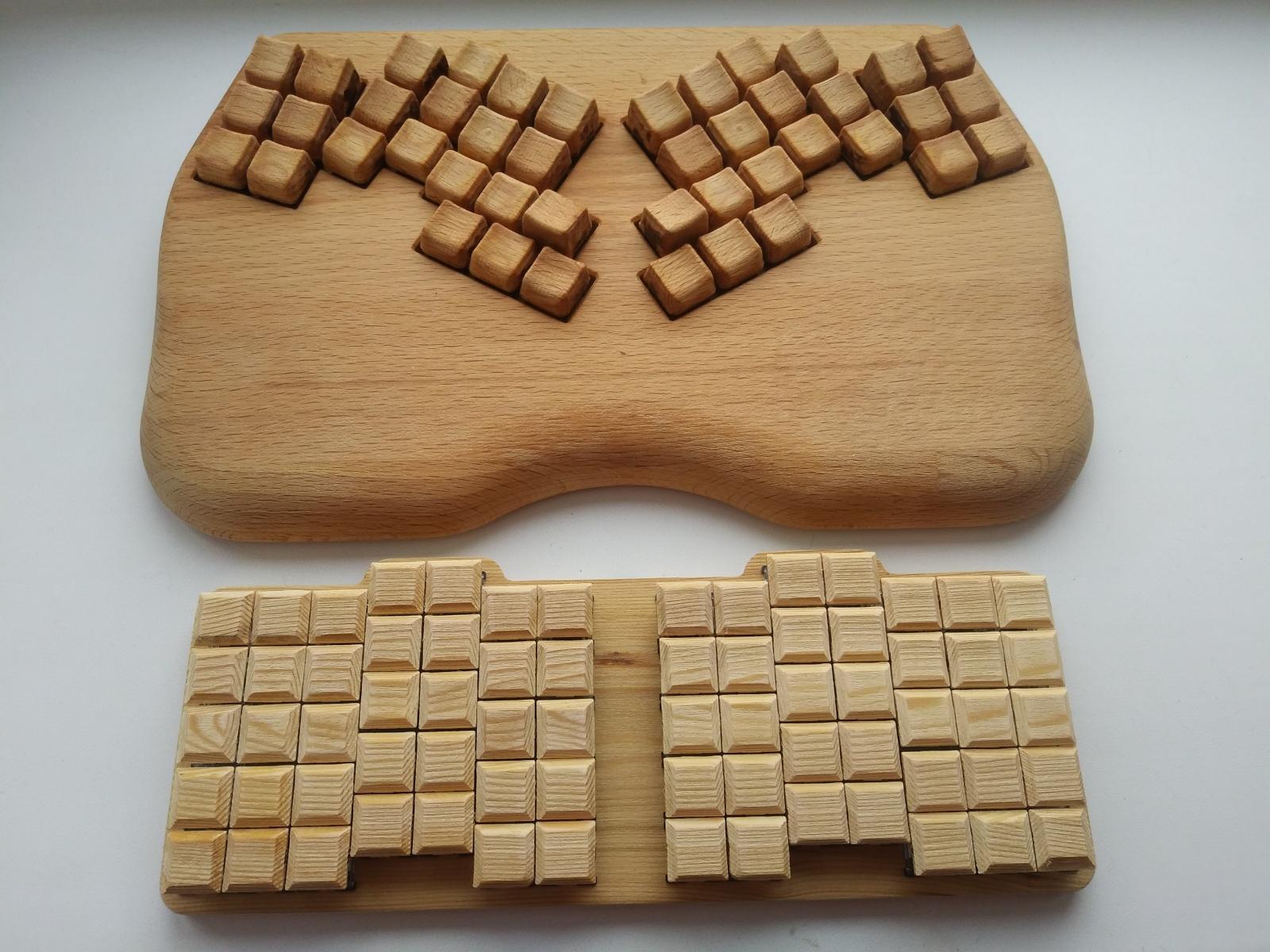 На пути к идеальной клавиатуре - 1