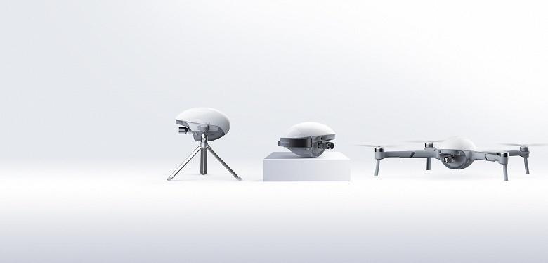 По словам производителя, PowerVision PowerEgg X открывает новую категорию — «автономные персональные камеры с искусственным интеллектом»