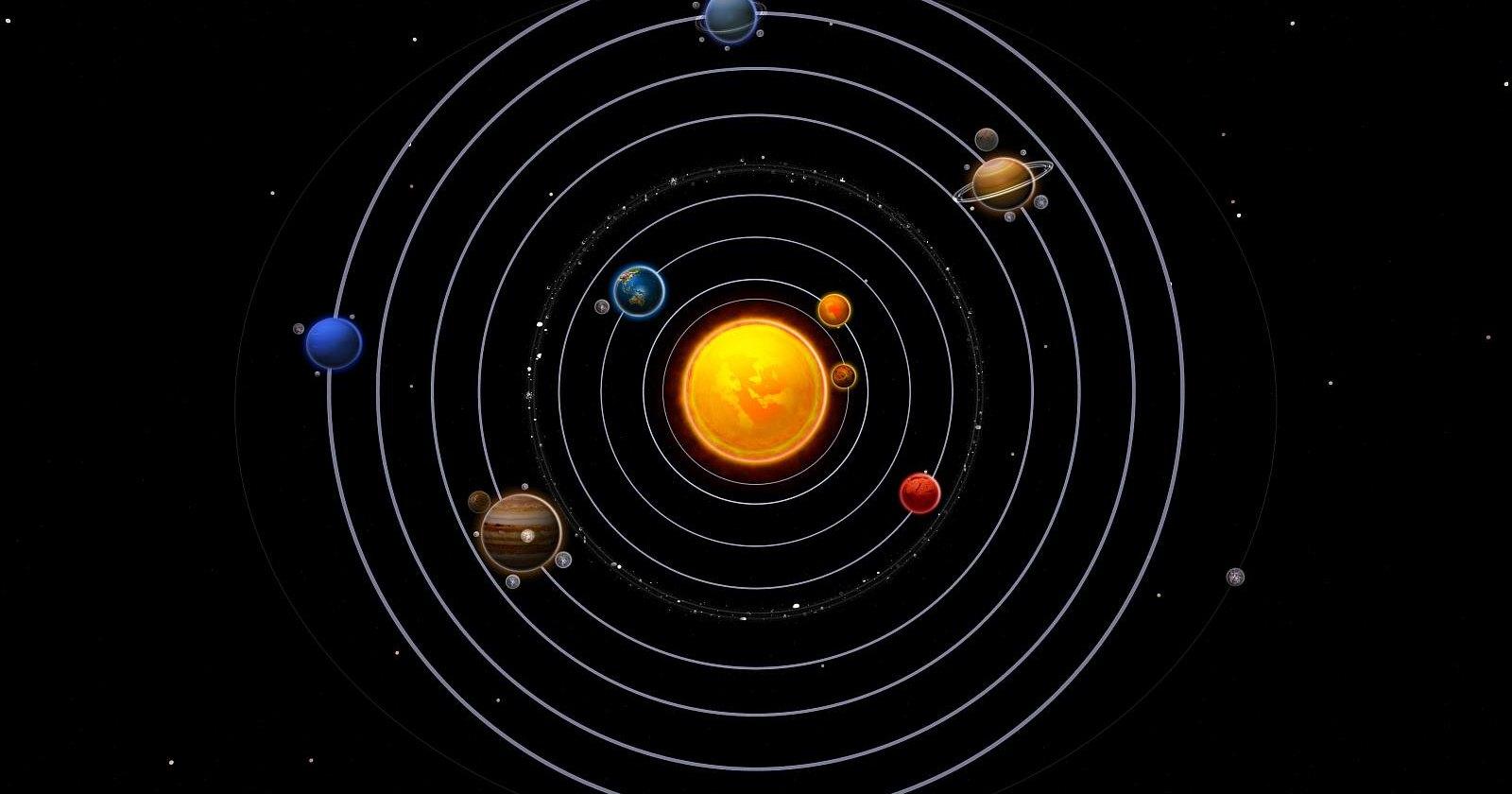Солнечная система и не только: тест по астрономии