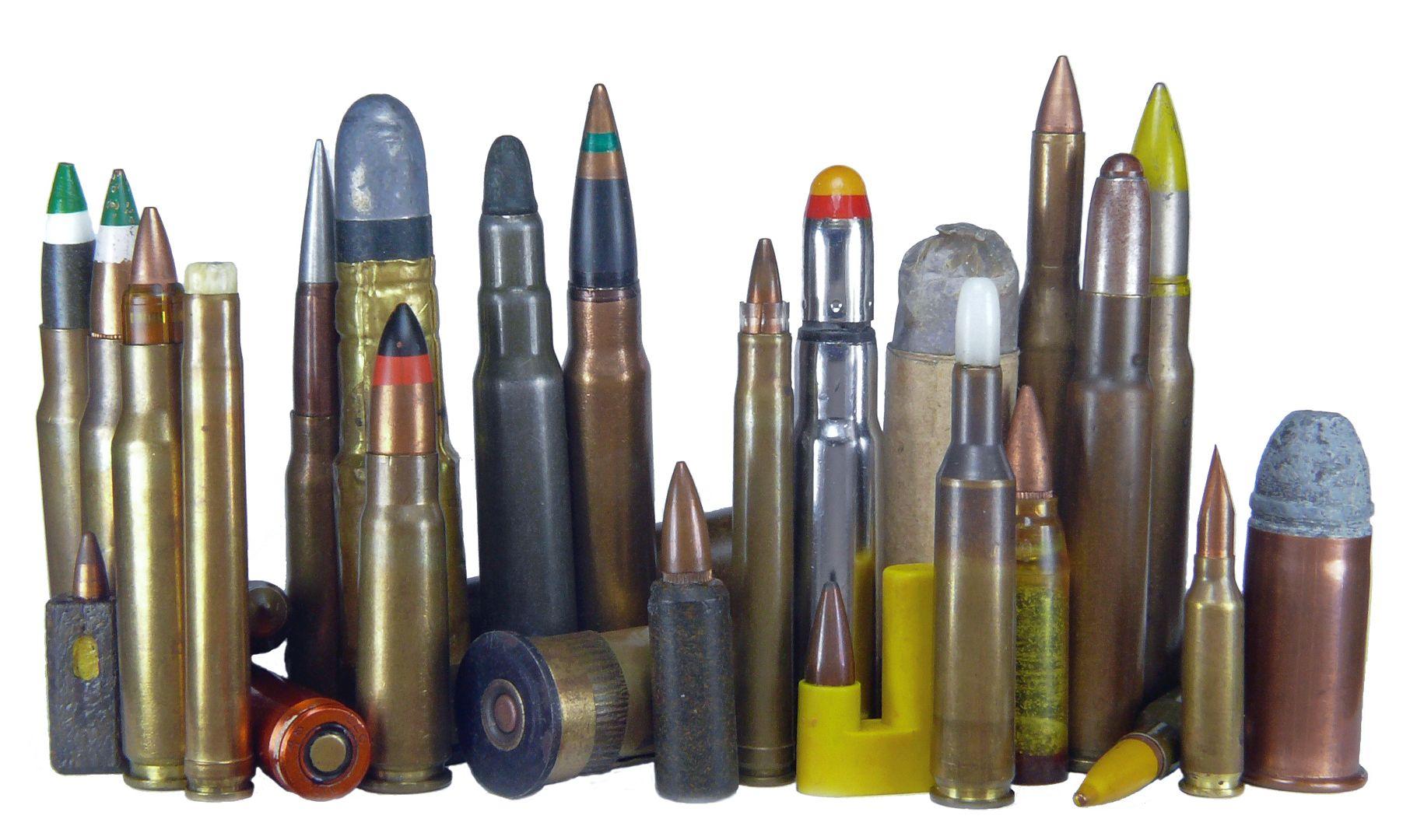 В поисках серебряной пули: необычные патроны - 1