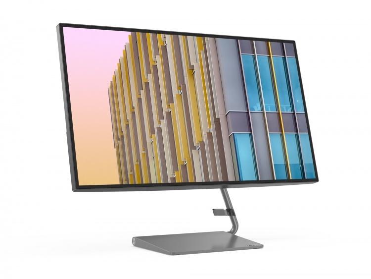 CES 2020: бесшумный ПК IdeaCentre Creator 5 и пара мониторов Lenovo с USB-C