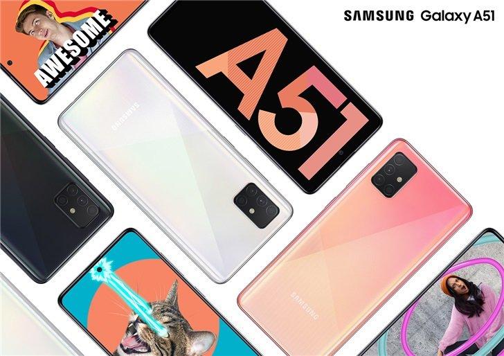 Samsung Galaxy A51 и Galaxy A71 доедут до Европы заметно подорожавшими