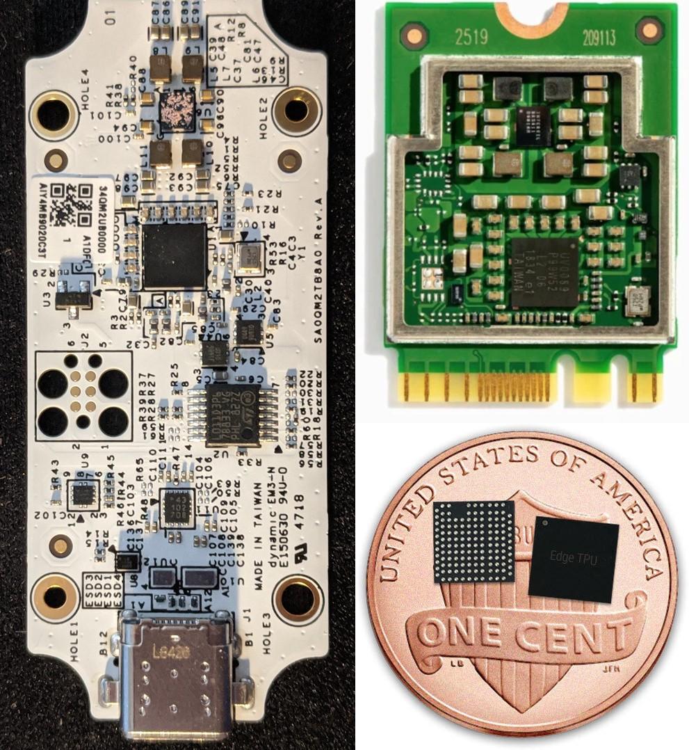 Что внутри у Google Coral Edge TPU: тесты на скорость и разбор устройства - 5