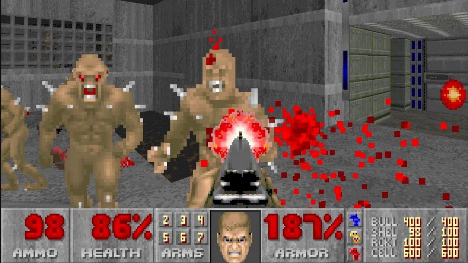 Действительно ли использование BSP в Doom стало гениальным ходом? - 1