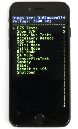 Играем с огнем: запускаем произвольный код на девелоперском iPhone 7 - 8