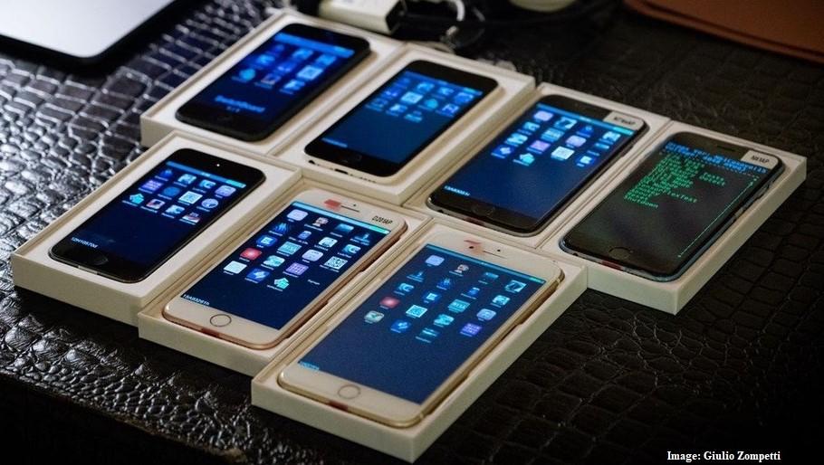Играем с огнем: запускаем произвольный код на девелоперском iPhone 7 - 9