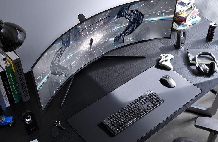 CES 2020: Samsung представила игровые QLED-мониторы Odyssey с 1440p и 240 Гц